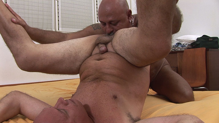 Gay older anal